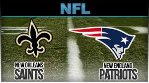 Previa New England Patriots vs New Orleans Saints