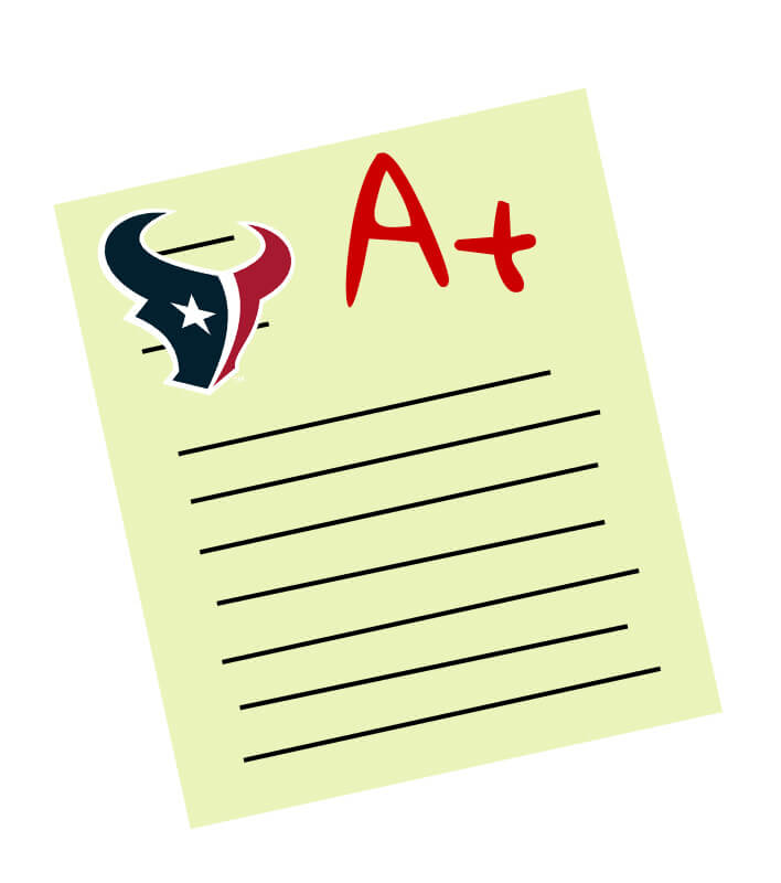 Notas de la temporada de los Houston Texans