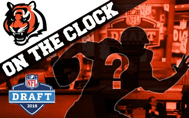 Mock-draft Bengals 2018