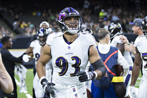 Entrevista a Chris Wormley, DL de Baltimore Ravens y ex Michigan