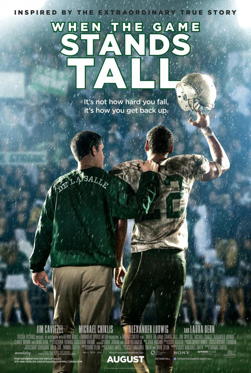 Football y cine: When the game stands