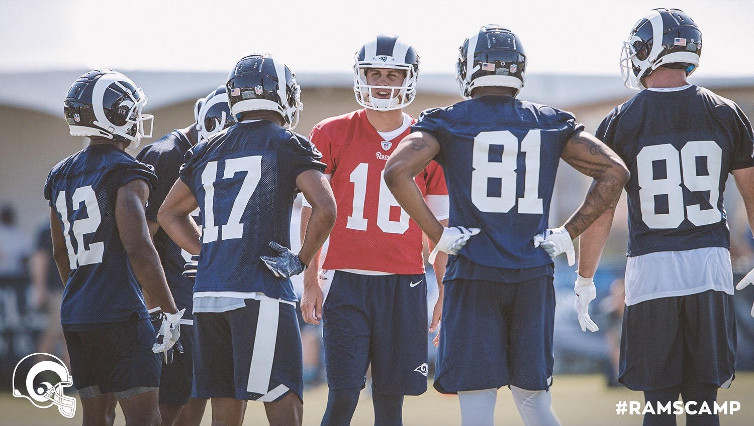 Contratos, Training camp y uniformes throwback de los Rams