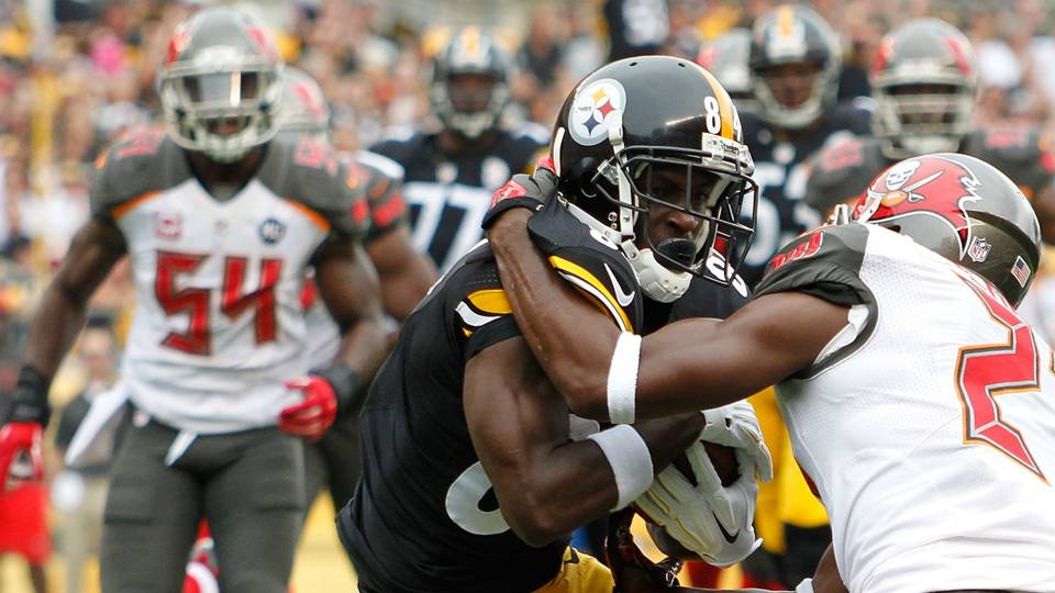 La previa: Steelers vs Buccaneers
