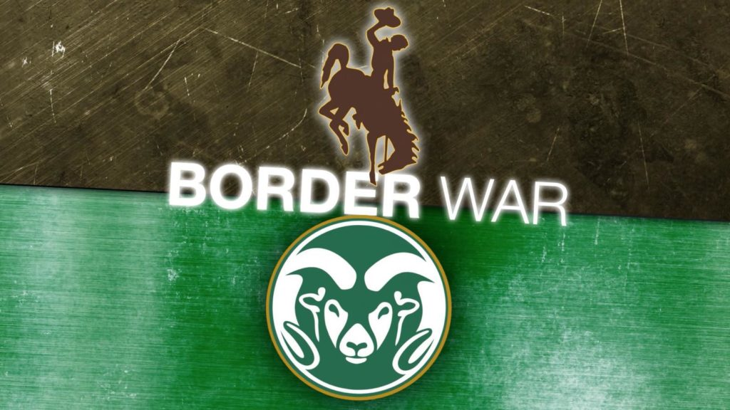Border War, CSU vs Wyoming