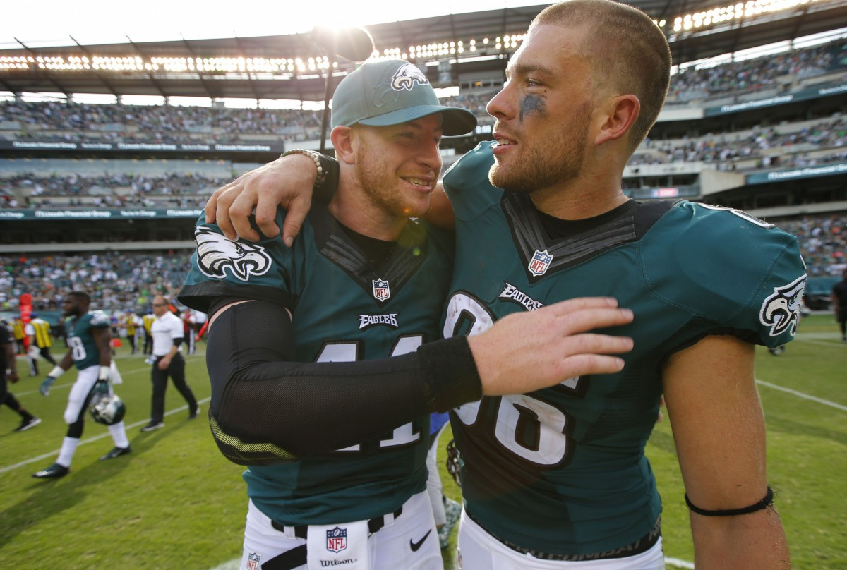 Eagles: Midseason (Un)Balance