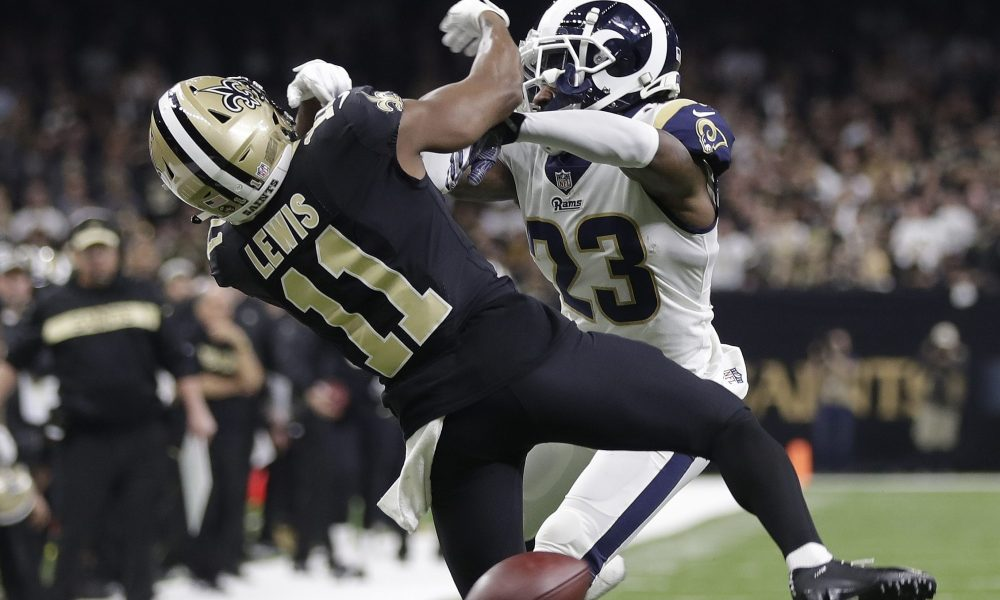 El final del Saints Rams