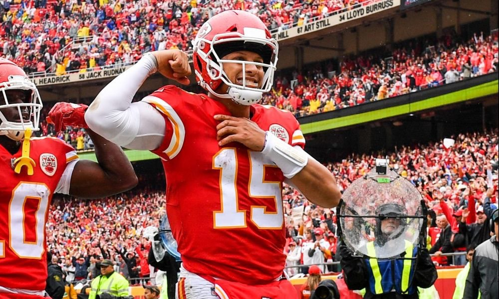 CHIEFS GANA A PATRIOTS Y VAN A LA SUPERBOWL