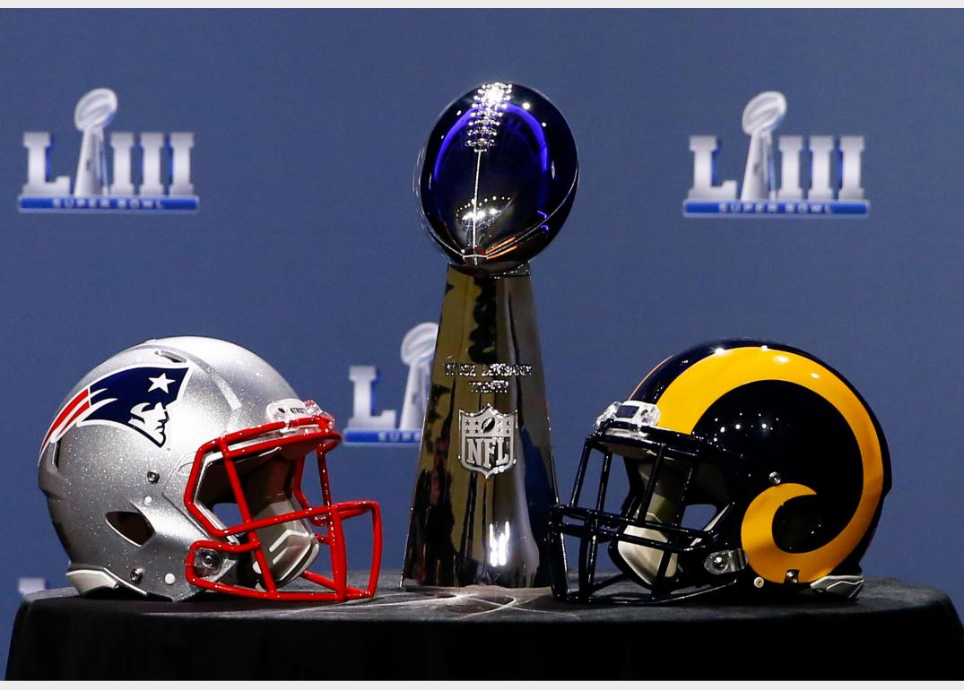 Gameday: La Superbowl LIII