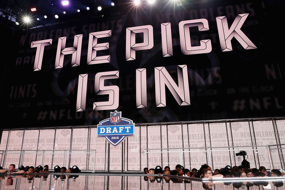 El Draft de Los New Orleans Saints
