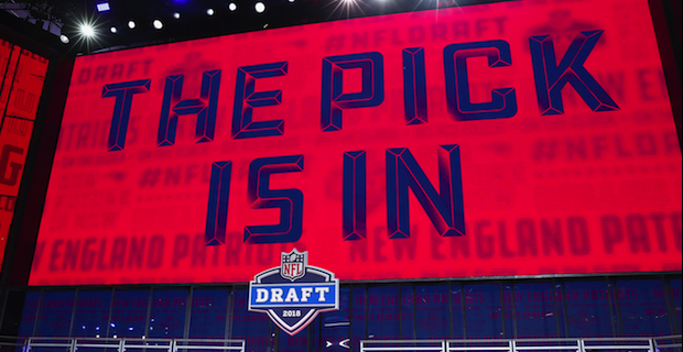 Resumen del draft de New England Patriots 2019