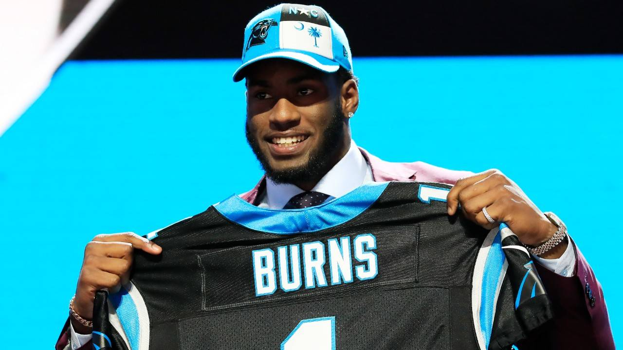 El draft 2019 de los Carolina Panthers
