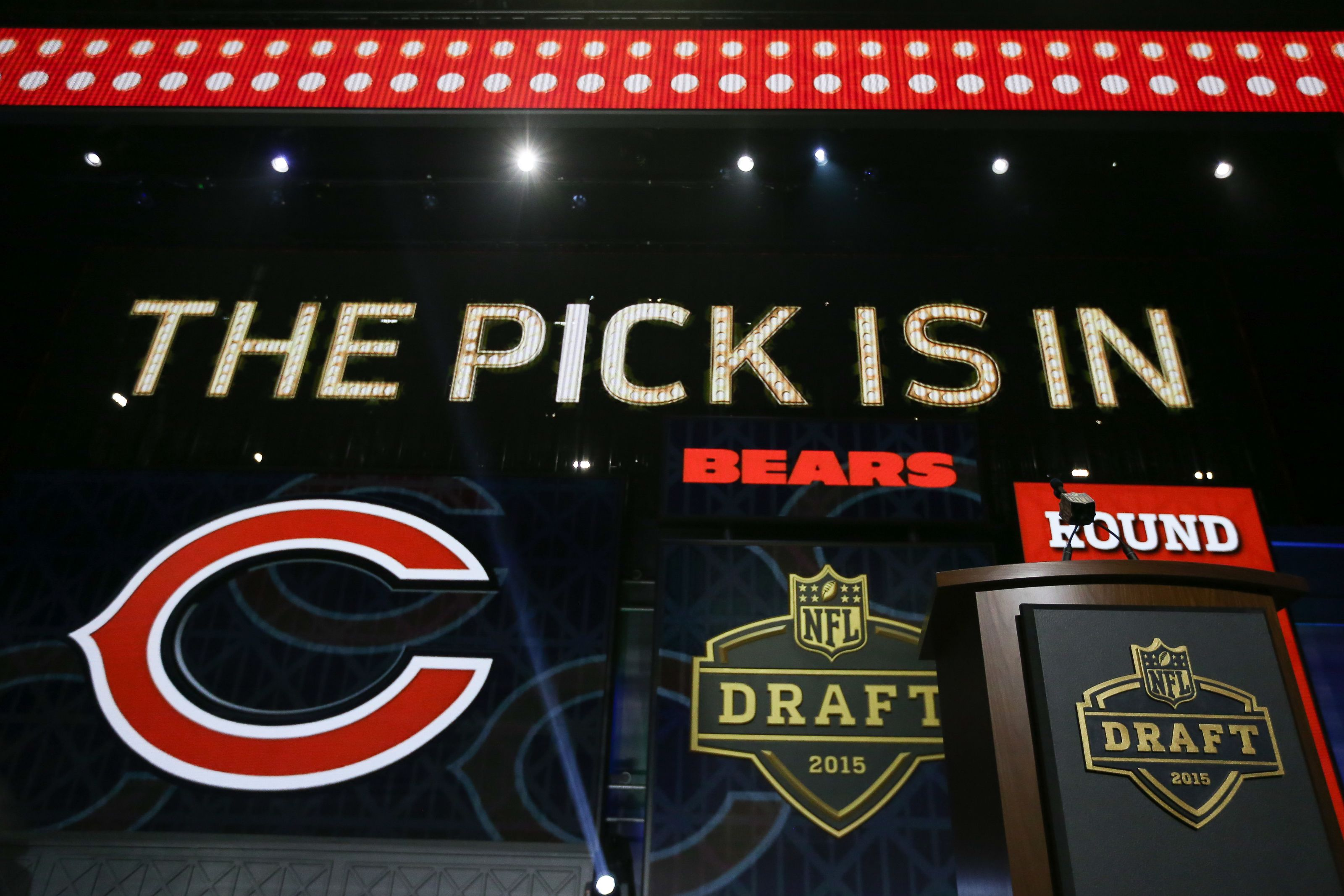Analizando el Draft 2019 de Bears