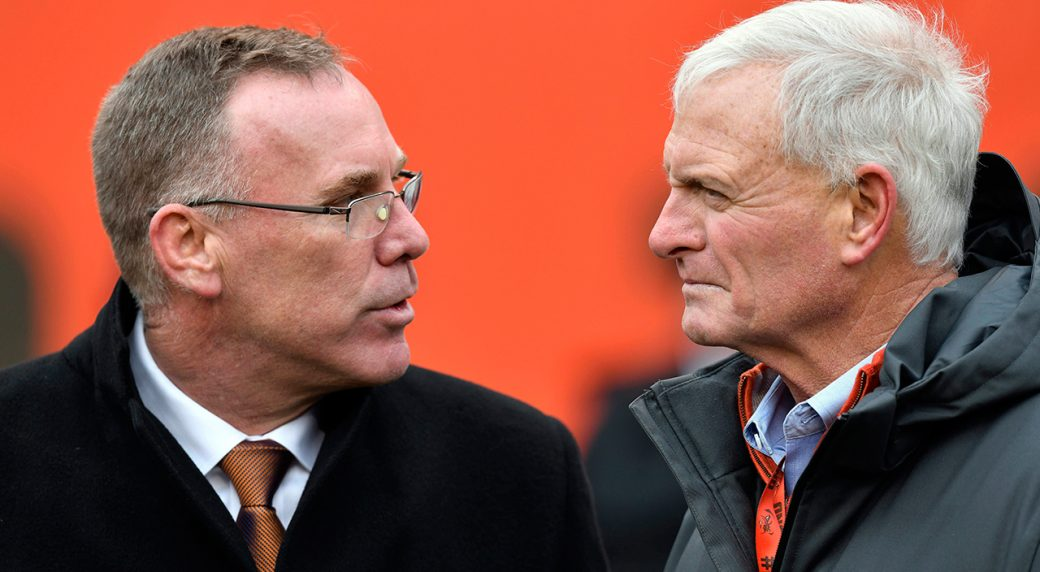 Analisis del draft del Los Cleveland Browns