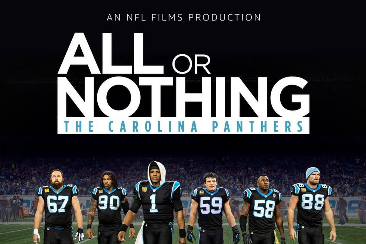Ganadores y perdedores de los Carolina Panthers en «All or Nothing»