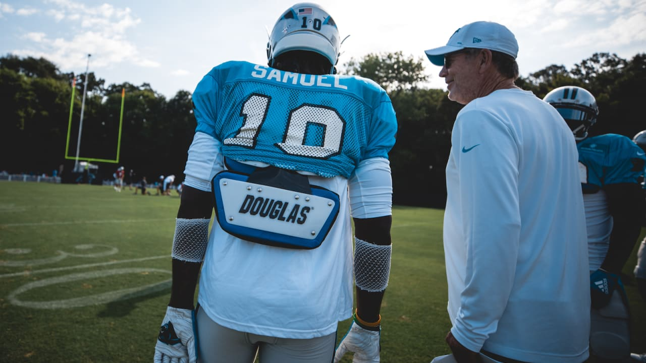 El Training Camp 2019 de los Carolina Panthers