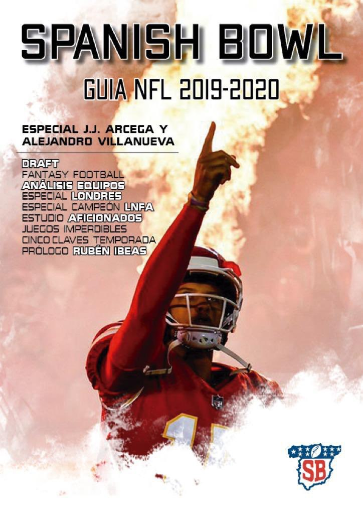 Guía NFL 2019/2020 de Spanish Bowl