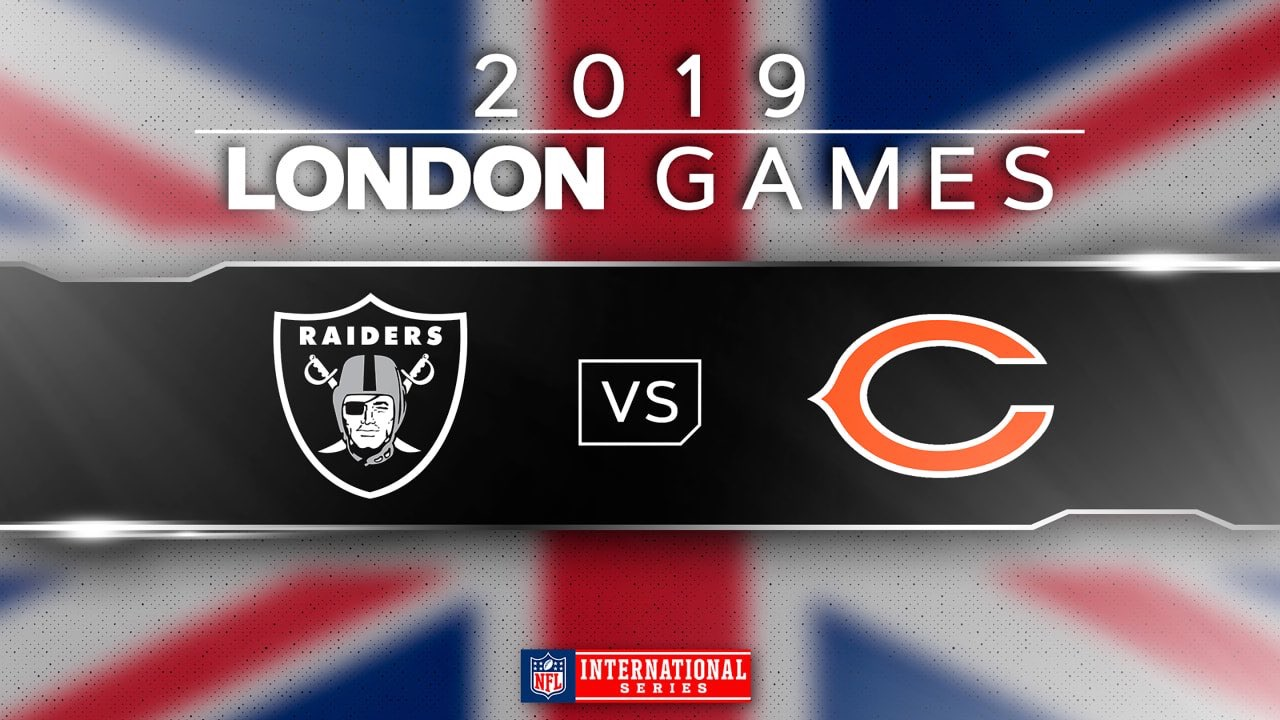 London Games 2019 – Game 1 OAK vs CHI