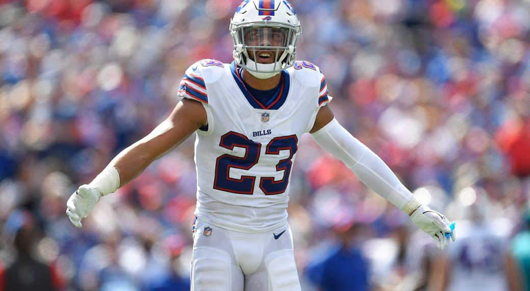 Ranking del roster de los Bills de media temporada