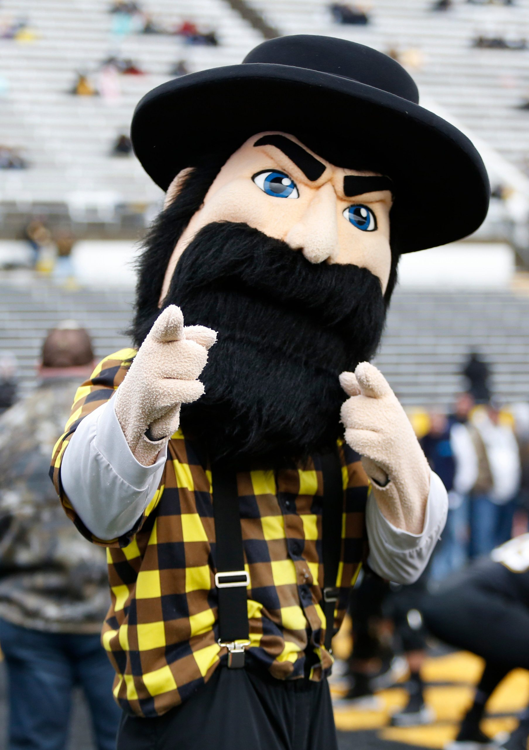 Tradiciones y mascotas: Appalachian State Mountaineers
