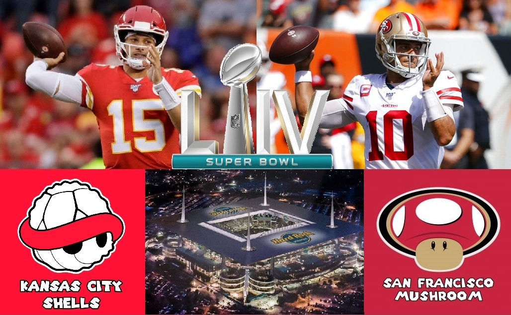 49ers-Chiefs, una loca superbowl