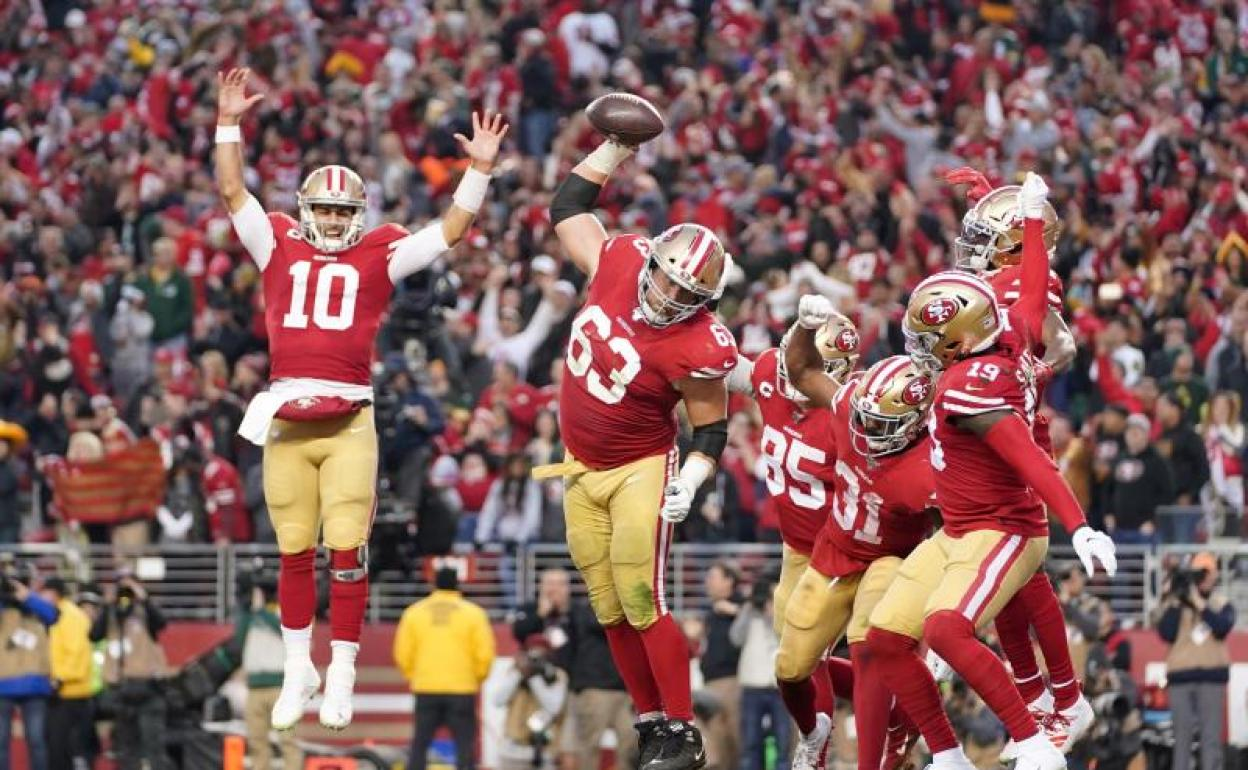 Previa San Francisco 49ers. Super Bowl LIV