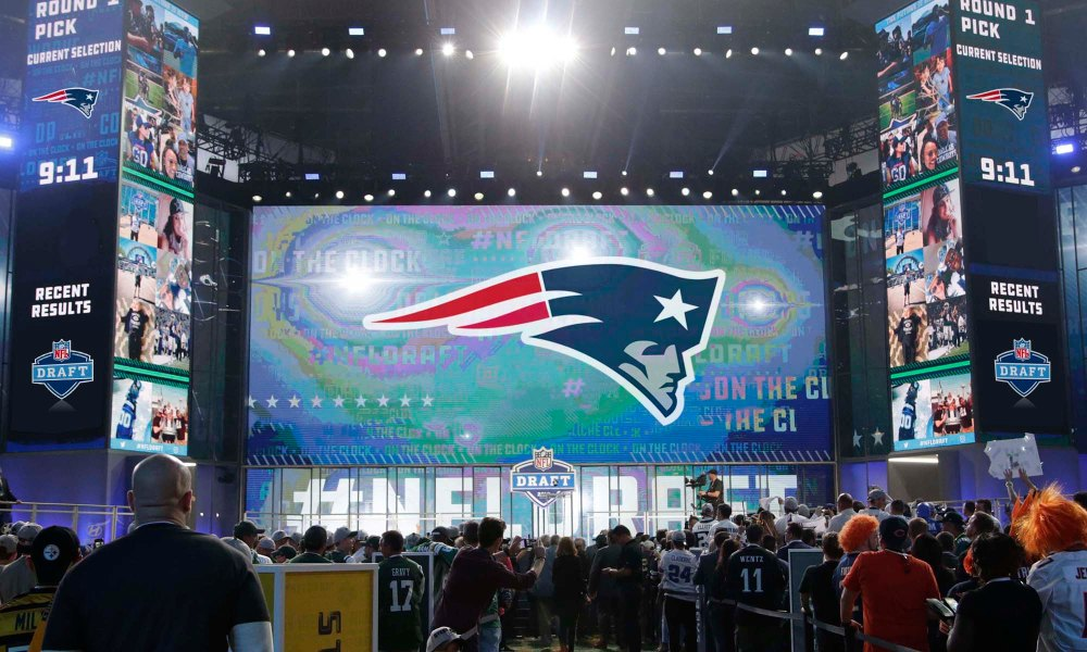 Mock Draft 2020 New England Patriots