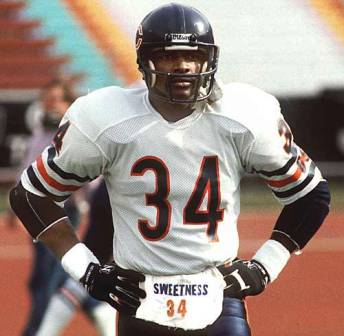 Never die easy : Walter Payton inquebrantable