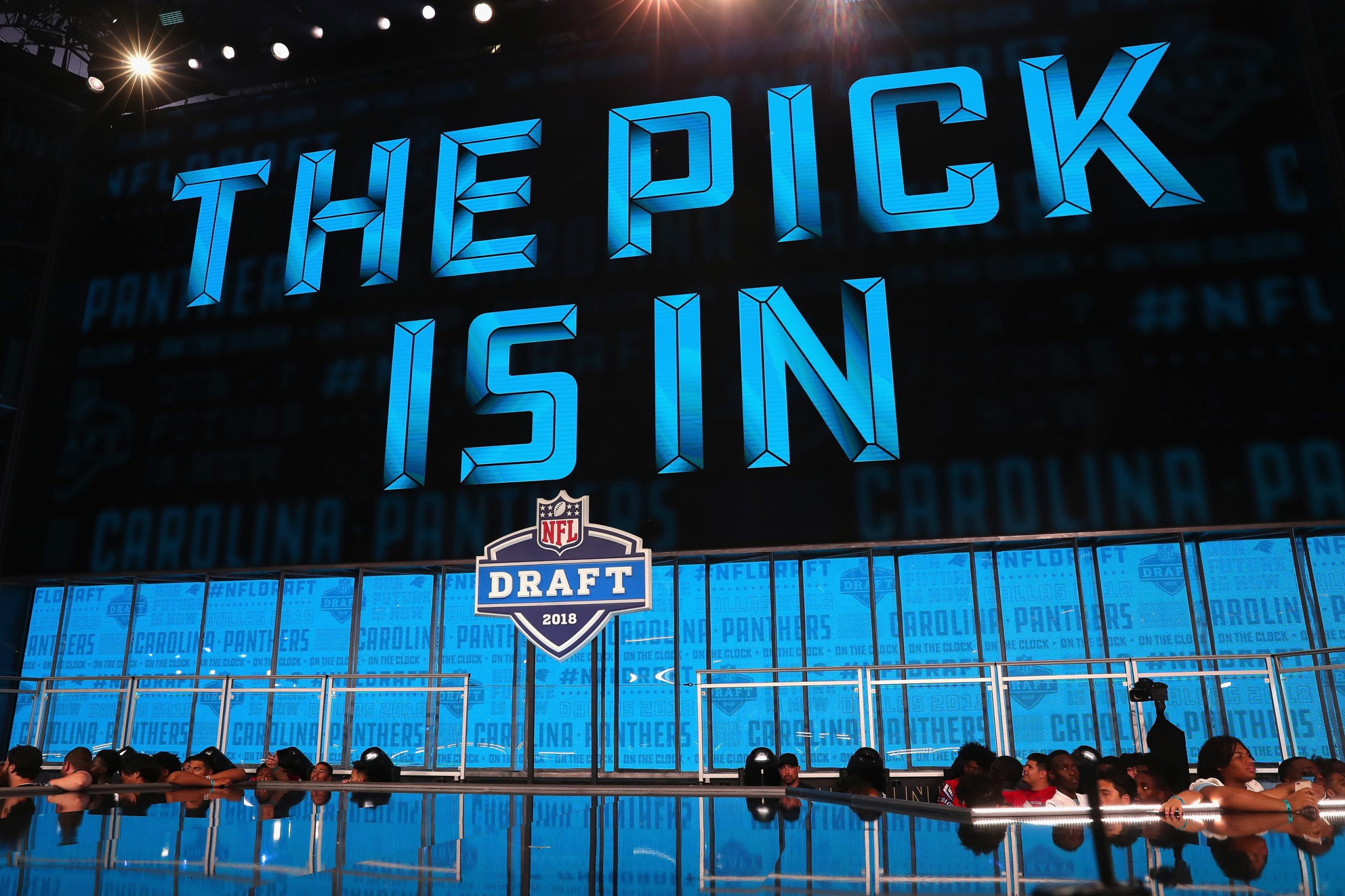 Draft de los Carolina Panthers 2020: Todo defensa