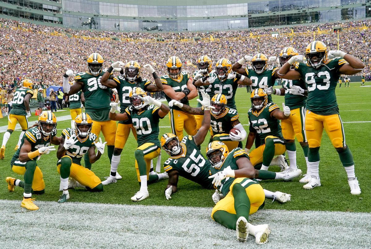 Defensa Packers 2020: Batallas Posicionales