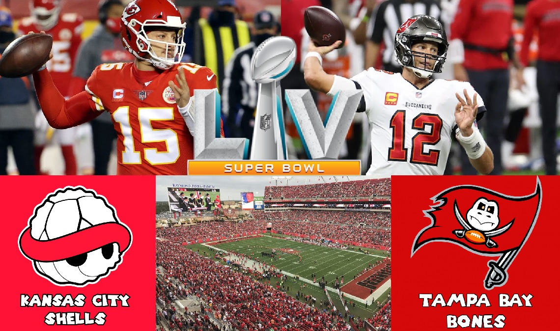Chiefs-Buccaneers, una loca Super Bowl